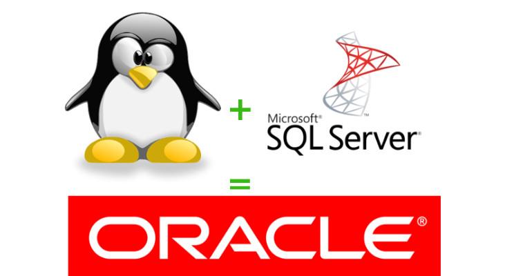 Finalmente uma razão para eu indicar o SQL Server: o Linux!