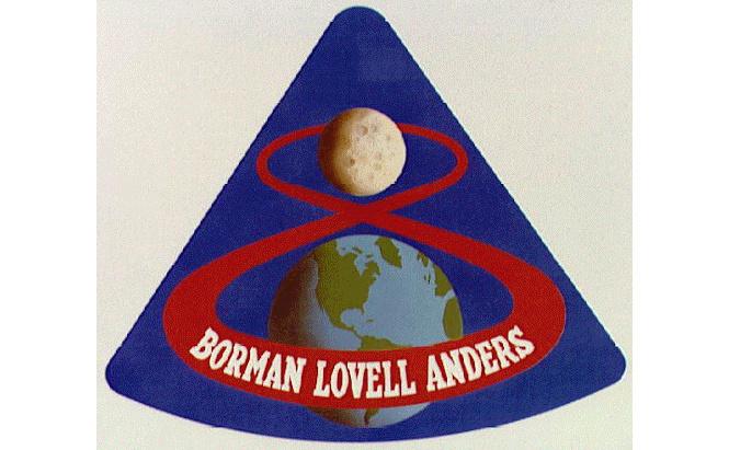 A mensagem de natal da Apollo 8