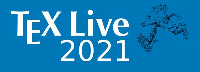Instalação do TeX Live 2021